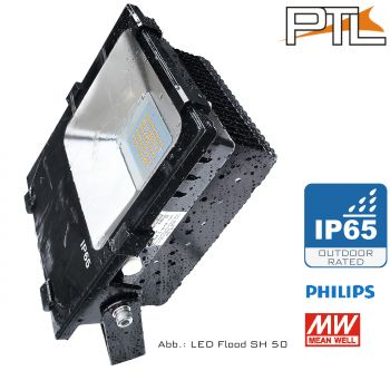 LED Flood SH 30W warm weiß