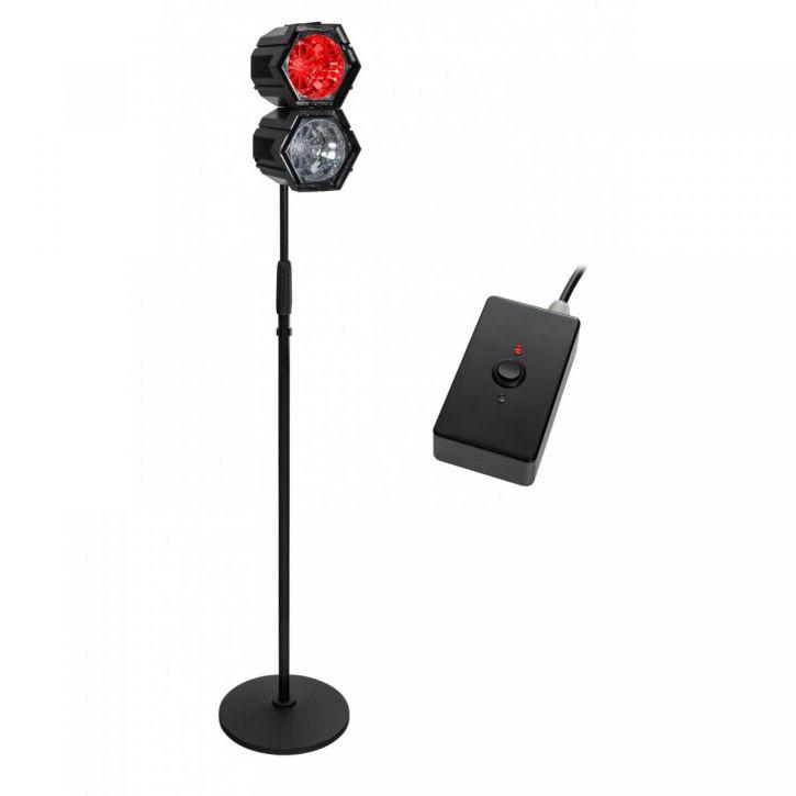 EML-50 Kunden-Einlass-Ampelsystem
