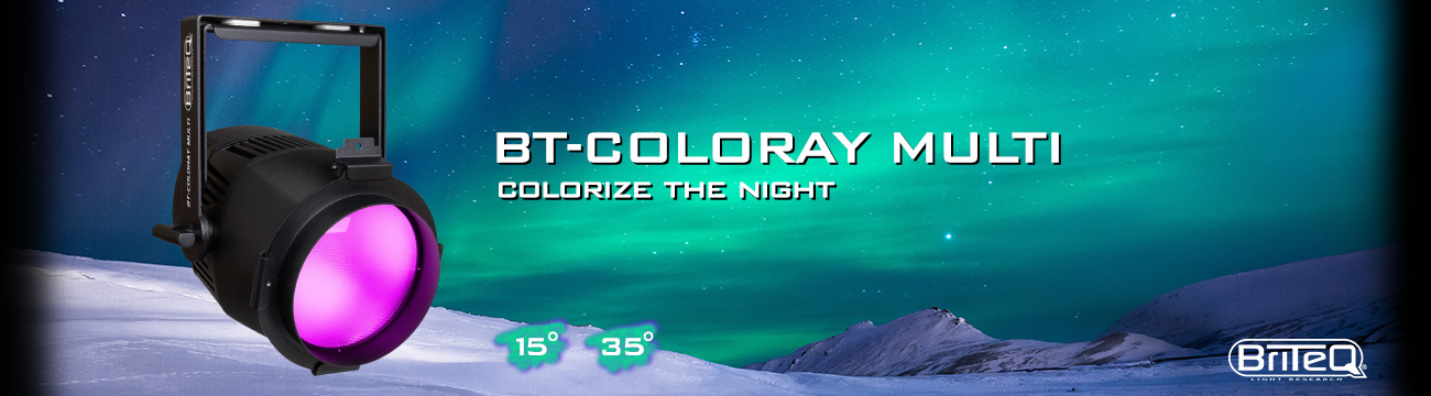 BT-COLORAY MULTI