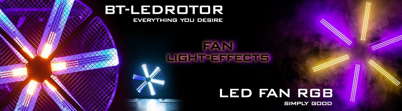 FAN Light-Effects