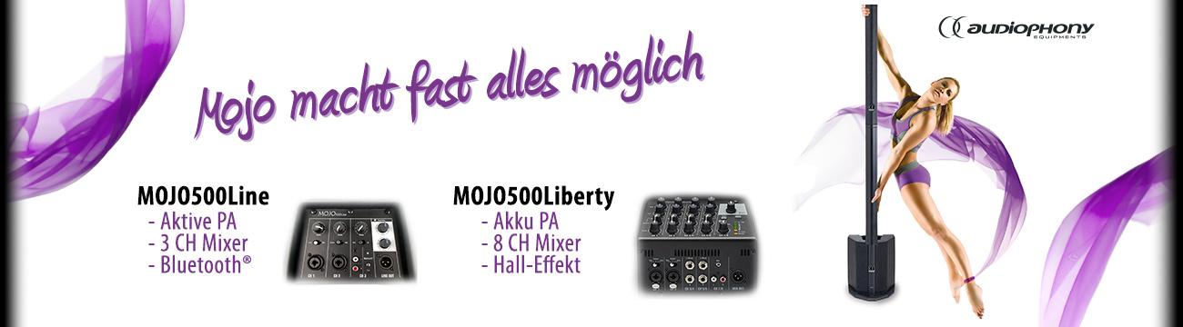 MOJO500-Serie
