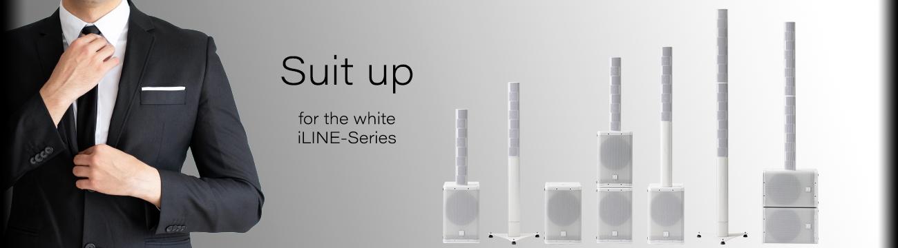 iLINE white