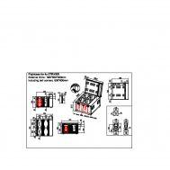 Flightcase für 4 x STRIKER