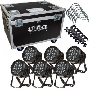 Stage Beamer FC - 6er SET