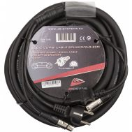 Audio Combi Cable SCHUKO/XLR-20M