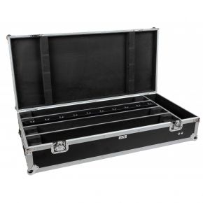 Flightcase für 4 x Effect Bars 1m