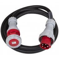 CEE-Kabel 63A 5x16mm² 5m