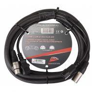 Combi Cable IEC/XLR 3m