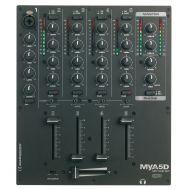 MYA5D DJ-Mischpult