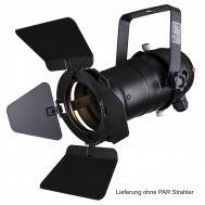 Torblende PAR-20 schwarz