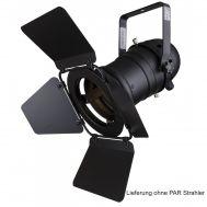 Torblende PAR-30 schwarz