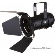 Torblende PAR-46 schwarz