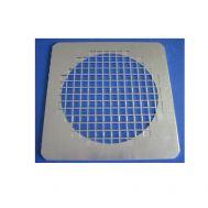 Farbfilterhalter PAR 56 short chrom