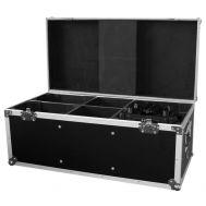 Flightcase für 4x BT-W36L3 / BT-W07L12