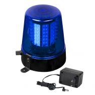 LED Polizeilicht blau