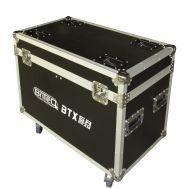 Flightcase für 2 x BTX-Beam 5R