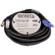 Powercon/XLR PRO Combi Cable 10m