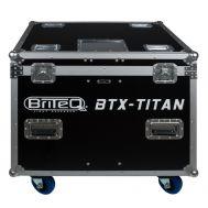 Flightcase für 2xBTX-TITAN